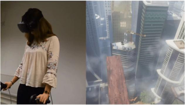 Lectio magistralis di D. Freeman virtual reality and mental health - Report IMM1