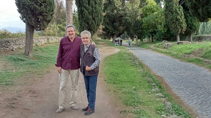 Antonio Scarinci e Roberto Lorenzini