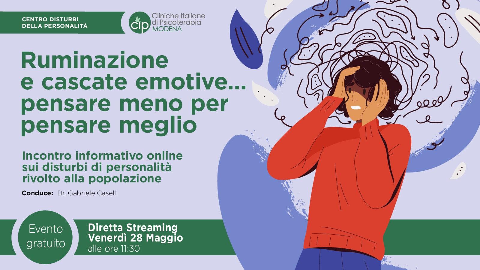 CIP MODENA - 210528 - Ruminazione - Banner