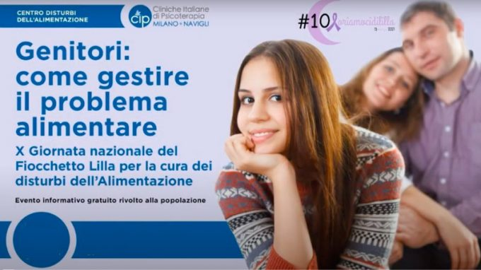 Genitori, come gestire il problema alimentare – Report e video dal webinar condotto dal CIPda Milano in occasione della X giornata nazionale contro i Disturbi dell'Alimentazione