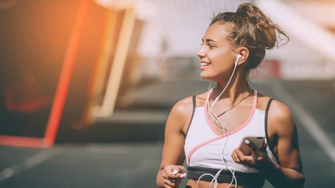 Migliora le prestazioni sportive al ritmo della musica