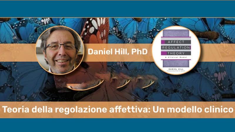 Teoria regolazione affettiva corso con Daniel Hill
