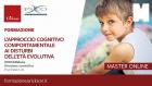 L'approccio cognitivo comportamentale ai disturbi dell'età evolutiva – Master ECM online, da gennaio 2022