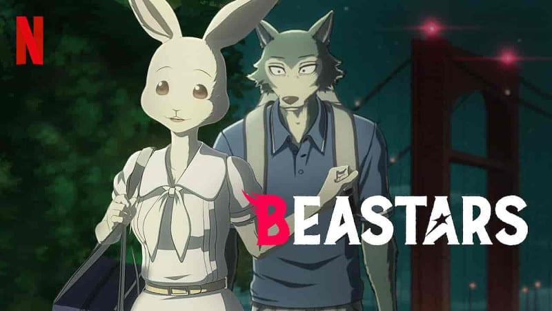 Recensione di Beastars, serie animata TV