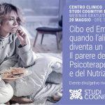 Cibo ed emozioni: quando l'alimentazione diventa un problema - Webinar, 20 Maggio 2021