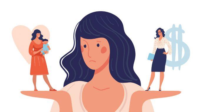 L'integrazione delle numerose parti di una donna e di una madre – Moms, una rubrica su maternità e genitorialità