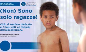 Disturbi alimentari e falsi miti da sfatare: (Non) Solo ragazze! – Report dall'evento del CIPda di Milano