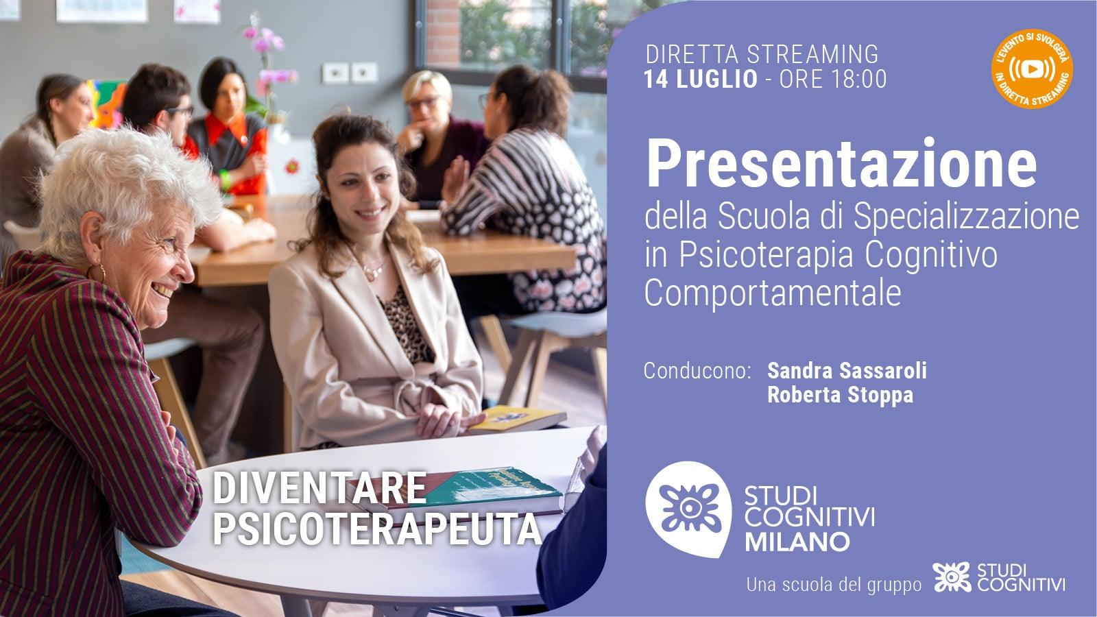 MILANO - 210714 - Presentazione Scuole - Banner