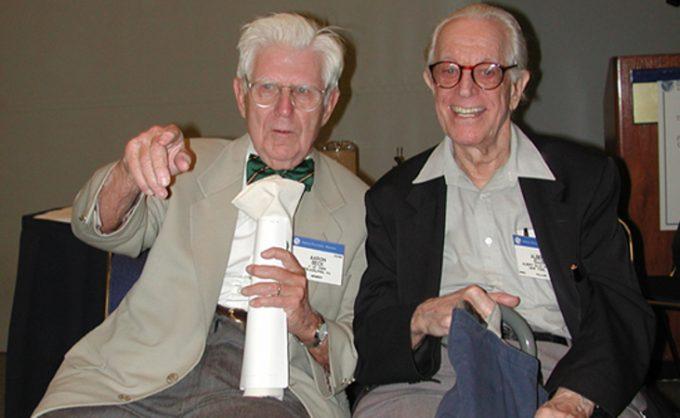 Aaron T. Beck: il padre della Terapia Cognitiva compie 100 anni