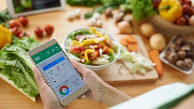 L'utilizzo di app per il conteggio calorico e le influenze sul comportamento alimentare