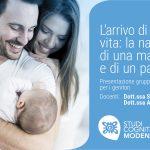 L arrivo di una nuova vita la nascita di una mamma e di un papa - VIDEO