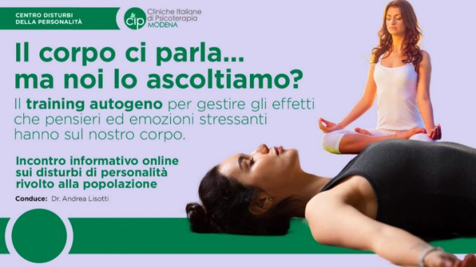 Il corpo ci parla.. ma noi lo ascoltiamo? – Video dell'evento online di CIP Modena
