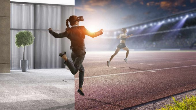 Come la realtà virtuale entra nello sport: una review sistematica