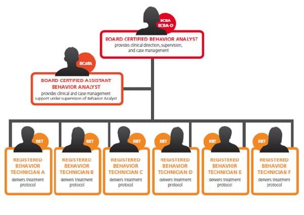 Applied Behavior Analysis il percorso per diventare tecnico RBT ABA Fig 1