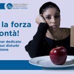 Disturbi alimentari e falsi miti non basta la forza di volonta -Report e video